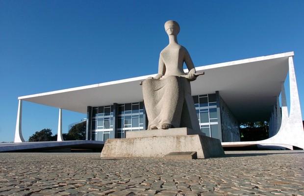 SEDE DO SUPREMO TRIBUNAL FEDERAL EM BRASÍLIA (FOTO: AGÊNCIA BRASIL/ARQUIVO)