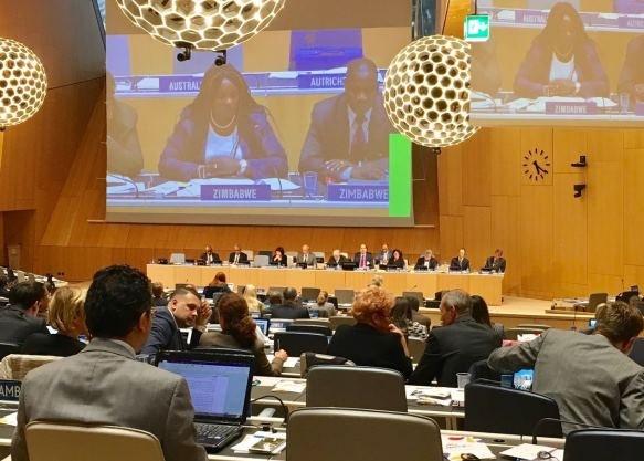 Assembleia Geral Da OMPI  Sessão Plenária Reúne Países Da Organização (reprodução)