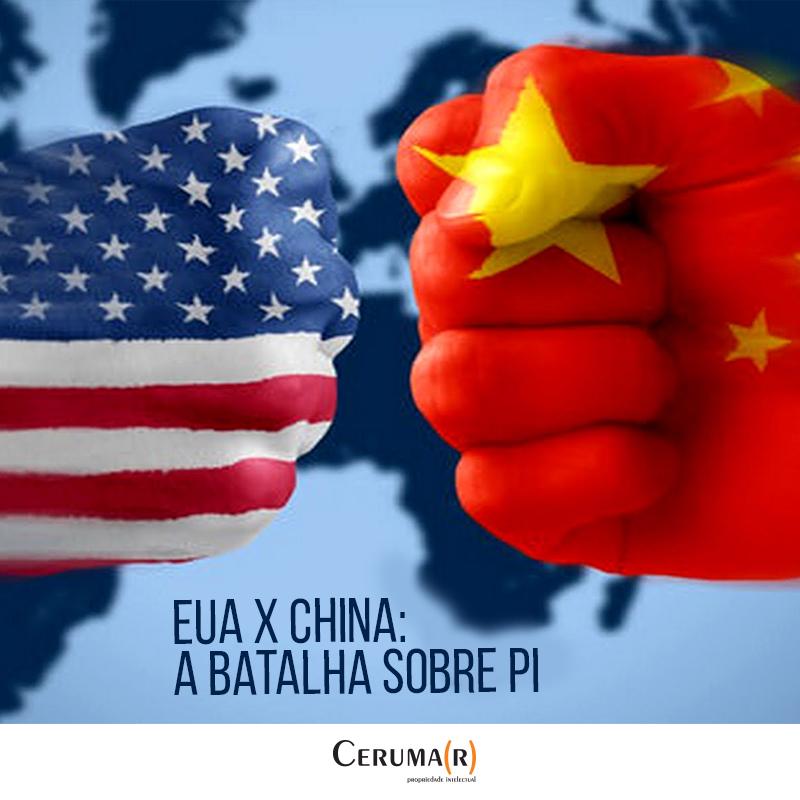 Propriedade Intelectual Interfere Nas Relações Entre EUA E China